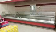 Холодильные витрины б/у немецкие